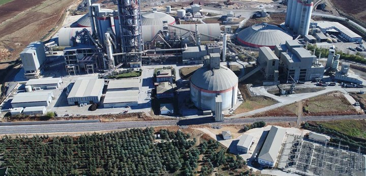 A new cement plant certified in Turkey